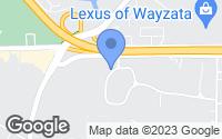 Map of Wayzata, MN