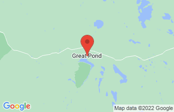 Map of Great Pond