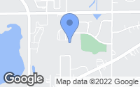 Map of Maplewood, MN
