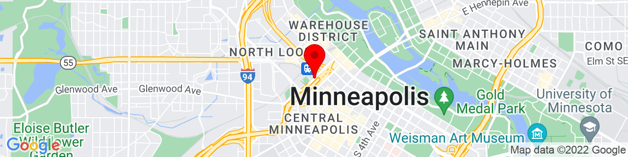 Google Map of 44.9820344, -93.2759062