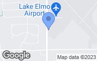 Map of Lake Elmo, MN