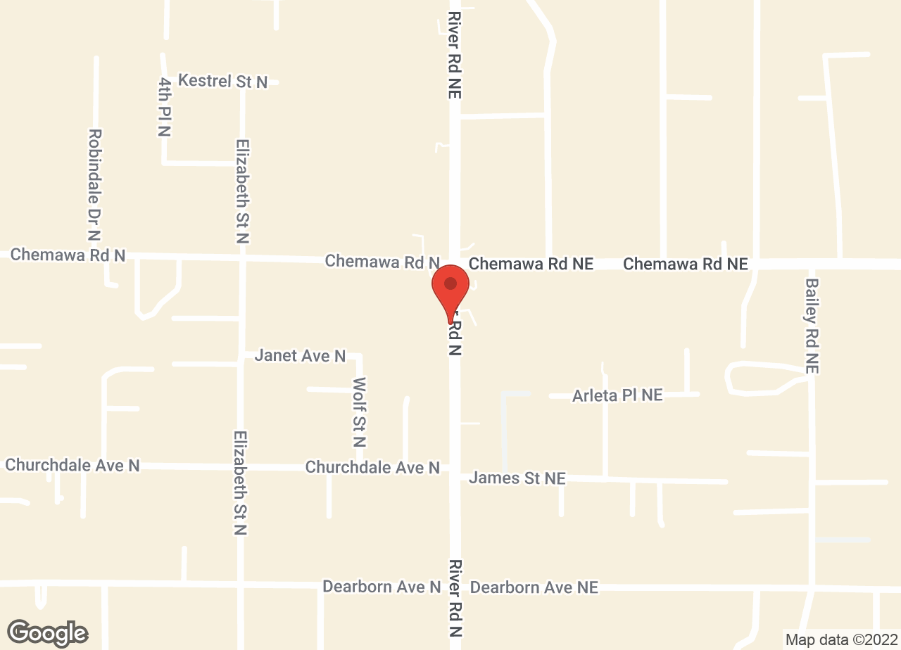 Google Map of VCA Iris Animal Hospital