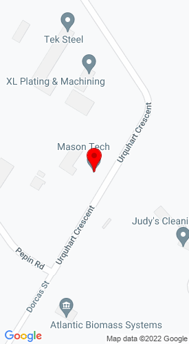Google Map of LSW Wear Parts LTD 440 Urquhart Crescent, Fredericton, NB, E3B 8K5 CAN