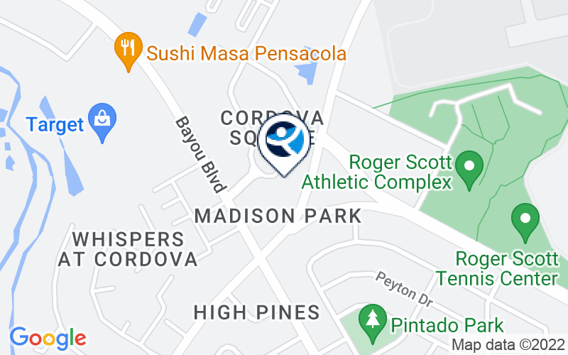 Cordova Counseling Center Location and Directions