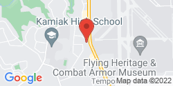 Google Map of 4410 106th Street SW+Mukilteo+WA+98275