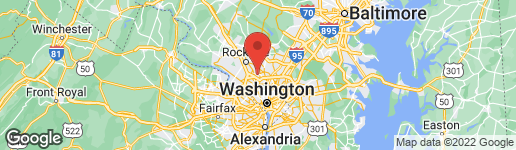 Map of 4410 COLFAX STREET KENSINGTON, MD 20895