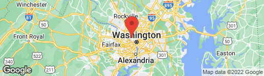 Map of 4423 SPRINGDALE STREET NW WASHINGTON, DC 20016