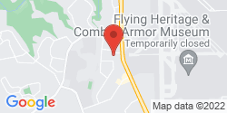 Google Map of 4430 106th Street SW+Mukilteo+WA+98275