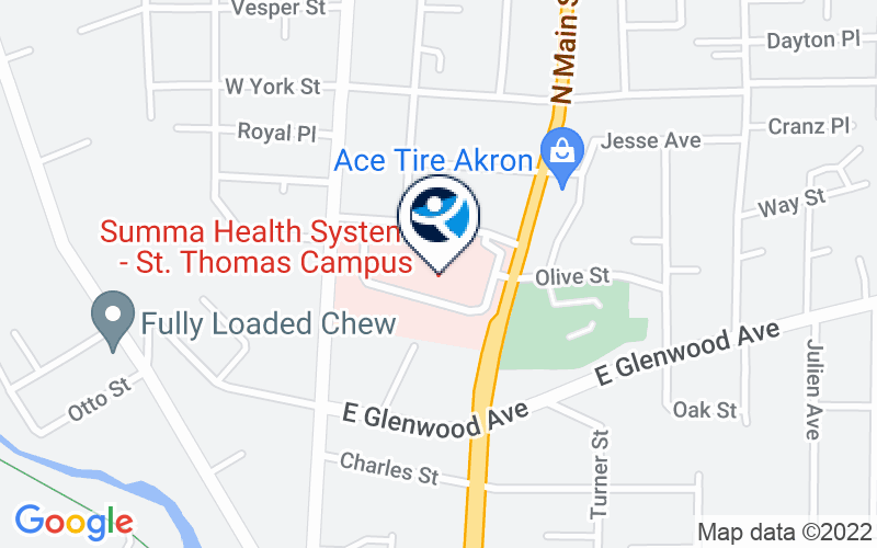 Summa Health Location and Directions