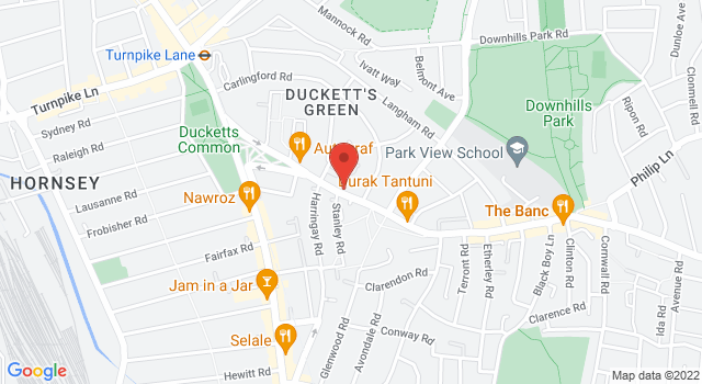 444-446 West Green Road, Tottenham, London, Greater London, N15 3PT