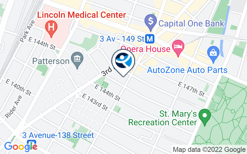 Smaritan Daytop Village - OTP 1 Bronx Location and Directions