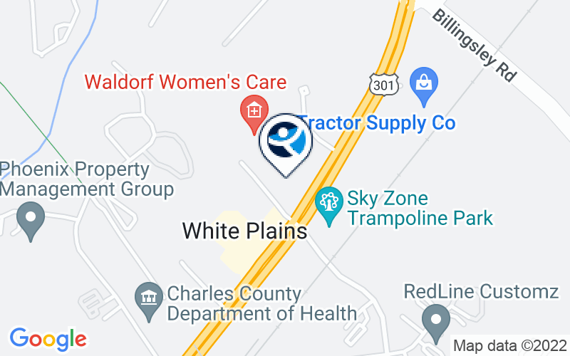 QCI Behavioral Health - Southern Maryland Location and Directions