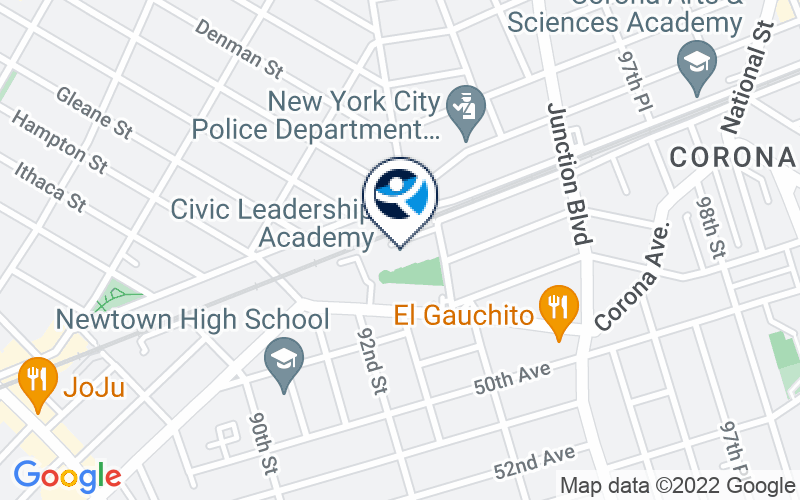 The Child Center of NY - Pan American International High School Location and Directions