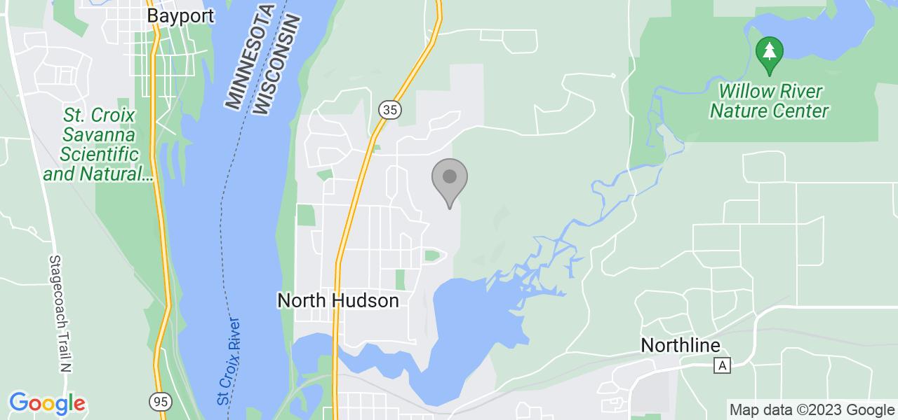 1125 Helen St N, Hudson, WI 54016, US