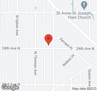 2401 Sheridan Avenue N