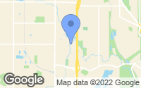 Map of Crystal, MN