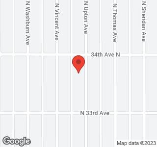 3343 Upton Avenue N