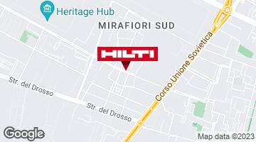 Hilti Store TORINO - Plava