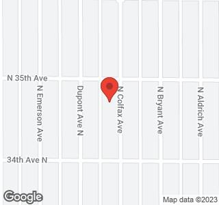 3439 Colfax Avenue N