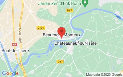 26600 Beaumont-Monteux, France