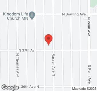 3707 Russell Avenue N