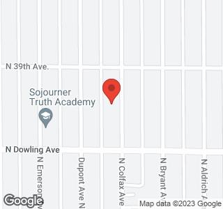 3835 Colfax Avenue N