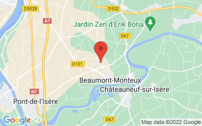 755 Route Des Vignes, 26600 Beaumont-monteux