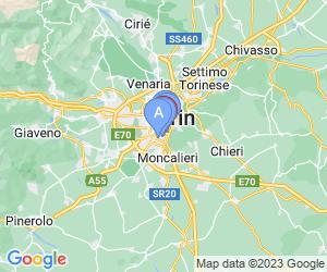 Karte für AC Hotel Torino