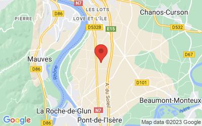Rn7, Les Jalets, 26600 La Roche De Glun