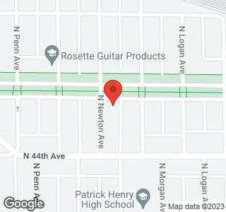 4434 Newton Avenue N