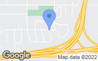 Map of Vadnais Heights, MN