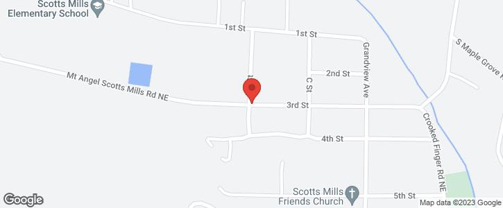 D ST Scotts Mills OR 97375