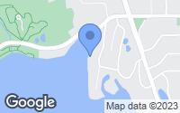 Map of Arden Hills, MN
