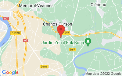 Grand Caire, 26600 Chanos-Curson, France