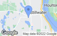 Map of Stillwater, MN