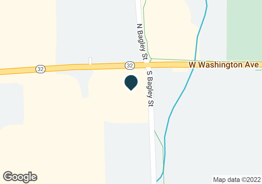 Google Map of1011 M 32 W