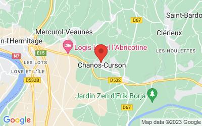 5, Rue Du Riou, 26600 Chanos-curson