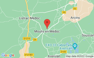 Route de Maliney, 33480 Moulis-en-Médoc, France