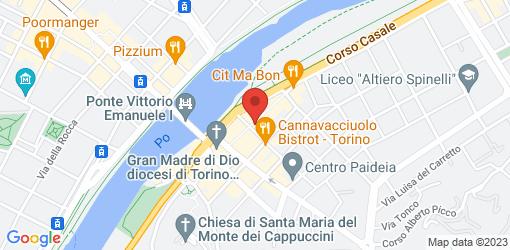 Directions to L'Orto già Salsamentario - Vegan & raw food