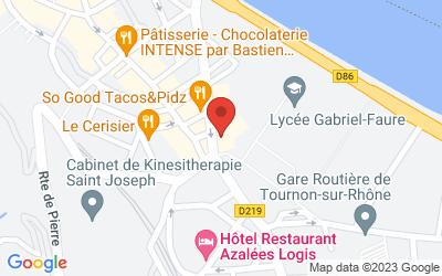 1 Place Rampon, 07300 Tournon-sur-Rhône, France