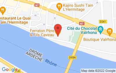 7 Quai Arthur Rostaing, 26600 Tain-l'Hermitage, France