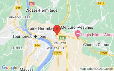 485 Avenue des Lots, 26600 Tain-l'Hermitage, France