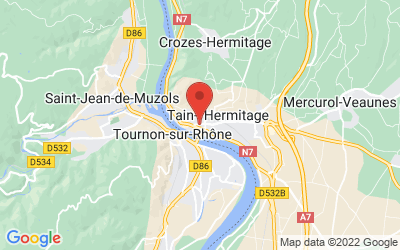 40 Avenue Jules Nadi, 26600 Tain-l'Hermitage, France