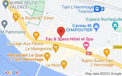 25 Place du Taurobole, 26600 Tain-l'Hermitage, France