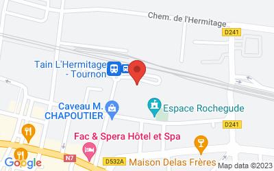Quartier de la gare, 26600 Tain-l'Hermitage