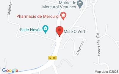 Mercurol, 26600 Mercurol-Veaunes, France
