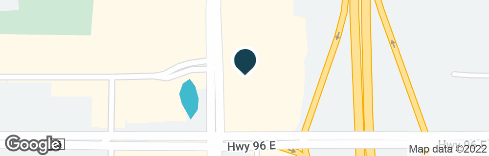 Google Map of1075 HIGHWAY 96 E
