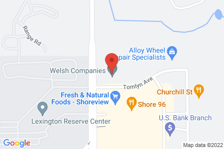 static image of4700 Lexington Avenue North, Suite B, Shoreview, Minnesota