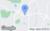 Map of Osseo, MN