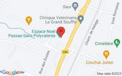 4 rue centrale - Espace Noël Passas, 07300 Saint-Jean-de-Muzols